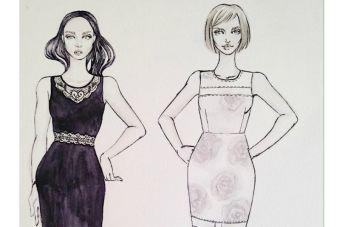 Daniela Bozza te invita a crear ¡el vestido de tus sueños!