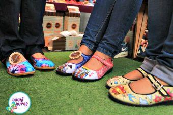 Cuchituras: calzado para mujeres creativas y estilosas