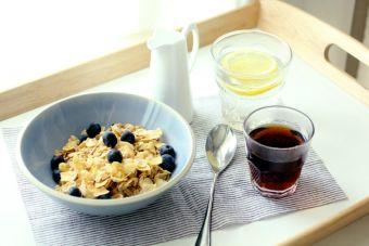 La importancia de tomar un buen desayuno