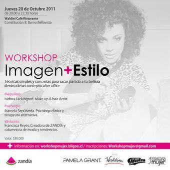 Workshop: Imagen + Estilo