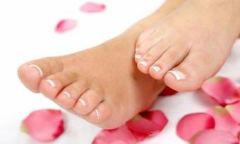Cuida tus pies durante el verano