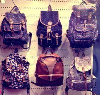 El boom de las mochilas