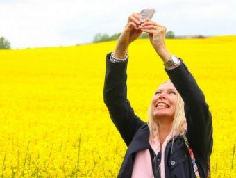 ¡Atentas! Obsesión por las selfies revelaría falta de sexo