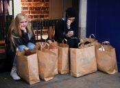 ¿Están los adolescentes dejando de ir al mall?