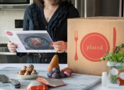 ¿Utilizan los consumidores los servicios de despacho de ingredientes para una comida?