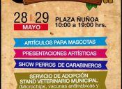 Primera Expo Mascotas en Ñuñoa
