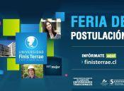 Finis Terrae te invita a su Feria de Postulación