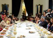 Desayuno de Puntajes Nacionales 2014 afianzó el compromiso presidencial con la calidad en la educación