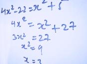 Preguntas PSU de Matemáticas: multiplicación de potencias con exponente entero