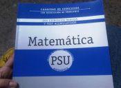 Admisión 2017: Temario PSU 2016 Matemáticas