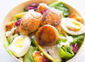 5 ideas de almuerzos que te ayudarán a tener más energía para la PSU