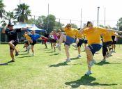 ¿Qué hace un profesor de educación física?: ¡Mucho!