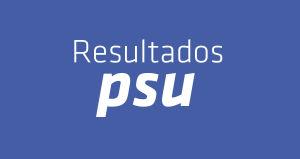 Resultados PSU 2016