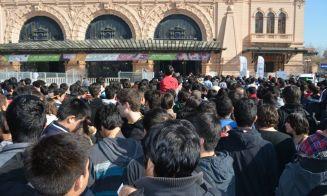 Hoy es el último día para participar en la feria universitaria del postulante en Estación Mapocho