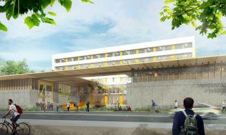 Universidad de O'Higgins comienza sus obras de construcción