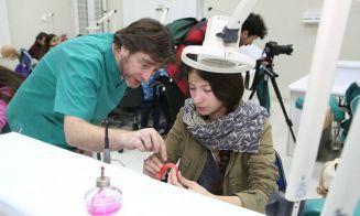 Explora carreras de la salud en la Clínica Alemana