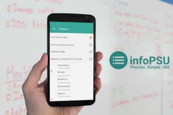 Descarga InfoPSU: la novedosa aplicación para todos los que rendirán la prueba