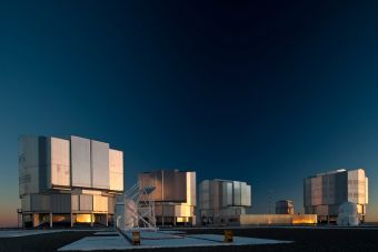 Puntajes de corte: Licenciatura en Astronomía