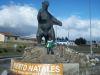 Recorriendo Chile: Bienvenida del Milodón en Puerto Natales