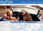 Review: BringFido, busca hoteles que aceptan mascotas, bares y más.