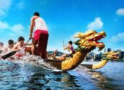 Festivales del mundo: Carnaval de Botes de Dragón en Hong Kong