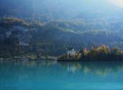 Imágenes inspiradoras: Lago Brienz, Alpes suizos