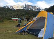 10 campings en parques nacionales de Chile