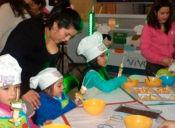 Vacaciones con hijos en Piedra Roja, Santiago