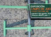 "Sala de Arte CCU inaugura Exposicion ""Campo de Juego"""