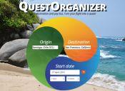 Review: QuestOrganizer una app de vuelos para descubrir el mundo