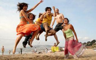 10 motivos porque viajar con amigos es lo mejor