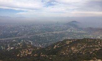 Trekking al Cerro Manquehuito