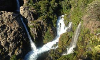Recorriendo Chile: Parque Nacional Laguna del Laja