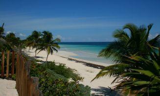 Recorrido por Xpuha, Cancún