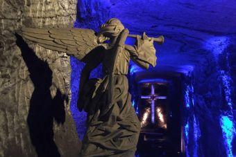 Conoce la imponente Catedral de Sal en Zipaquirá