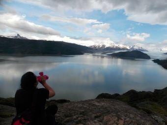 Imágenes inspiradoras: trekking al Glaciar Grey, Parque nacional Torres del  Paine, Patagonia