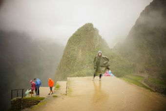 Cuándo es el invierno boliviano en Machu Picchu/Sudamérica