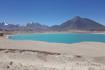Laguna Verde: el paraíso cordillerano de la Tercera Región