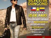 Fiesta de la Independencia de Colombia: Silvestre Dangond en Chile