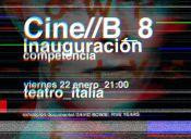 Cine//B_8 en Teatro Italia