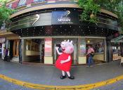 Peppa Pig en Santiago