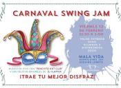Carnaval Swing en Bar Mala Vida