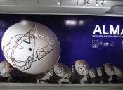 Exposición Alma en Fundación Telefónica