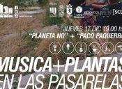 Música y Plantas en Pasarela San Borja