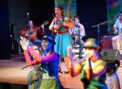 Volantín en el Teatro del Centro Artesanal Los Dominicos
