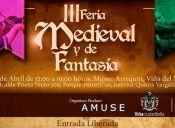 3era Feria Medieval y de Fantasia de Viña del Mar
