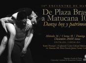 10º Encuentro de danza en Matucana 100