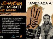 Kevin Johansen + The Nada junto a Liniers y Montt en Santiago