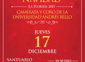 Concierto de Navidad La Florida 2015