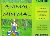 Animal Minimal: Teatro Corporal, Música y Poesía en Valparaíso